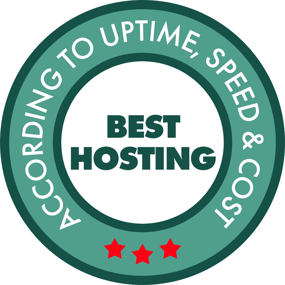 Reliable hosting provider